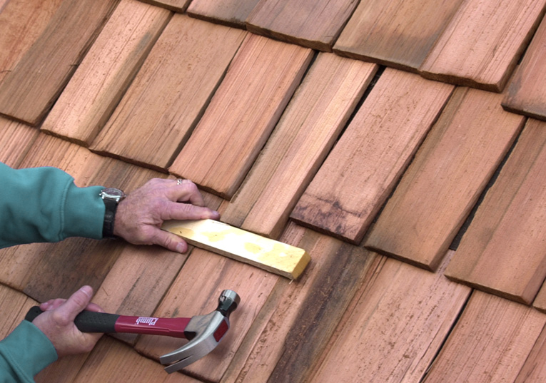 How To Install Cedar Shingle Roof Durham Roofing
